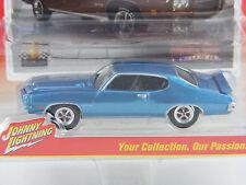 Muscle Cars 1971 Pontiac GTO 1 64 Johnny Lightning