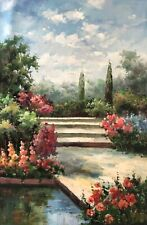 Spring,Original Oil Painting, Hand Painted,91 X 61 cmt