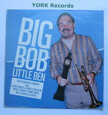 BOB BARNARD - Big Bob Little Ben - Excellent Condition LP Record Fly EAGLELP 1