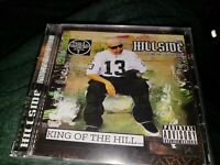 HIllside King Of The Hill, SOUTHLAND New 2019 Chicano Rap Cd