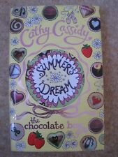 The Chocolate Box Girls Summer's Dream by Cathy Cassidy - Hardback book - GC