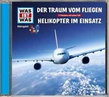 CD * WAS IST WAS - FOLGE 52 -TRAUM VOM FLIEGEN /HELIKOPTER IM EINSATZ # NEU OVP!