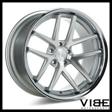 "19"" ROHANA RC9 SILVER CONCAVE WHEELS RIMS FITS LEXUS IS250 IS350"