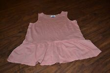 """F0- Old Navy """"Pretty Peachy"""" Sleeveless Top Size XS"""