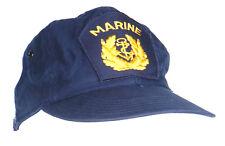 AB BW Marinemütze Blau Schirmmütze Bundeswehr Mütze Baseball Cap