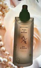 Bvlgari Petits et mamans Edt spray 50 ml  left lovely perfume