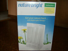 Naturebright Sun Touch Plus 10,000-lux Sky Effect™ light