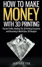 How To Make Money With 3D Printing: Passive Profits, Hacking The 3D Printing…