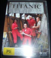 Titanic The Mission (Australia Region 4) 2 DVD – New