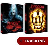 The Descent .Blu-ray Limited Edition / Full Slip, Lenticular