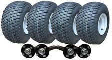 Résistant double ATV remorque quad kit 1500kg, roues moyeu essieu non attelage