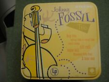 John Fossil Trio Hot Jazz Series Watch and Tin