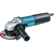 "Makita 5"" Slide Switch Variable Speed Angle Grinder 9565CV New"