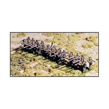 """N SCALE: """"STANDING/FIRING INFANTRY - CSA"""" - #ACW-22 by GHQ!"""
