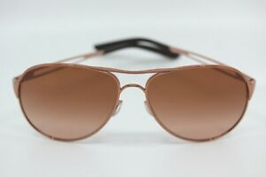 OAKLEY OO4954 ROSE Gold Suns New Authentic 60