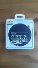 Retail Samsung S8 Wireless Fast Charger Convertible Overseas Model Local Seller!