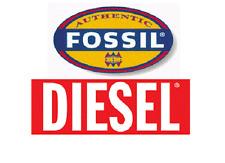 Reloj Fossil y Diesel Correas preguntar desde £ 10