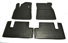 Citroen C4 Picasso II 2013-2016 Rubber Car Floor Mats All Weather Fully Tailored