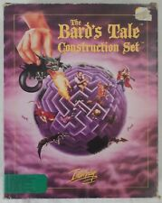 The Bard's Tale Construction Set, 3.5 Disk PC Game Interplay