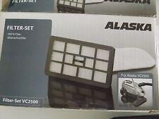 Alaska Staubsauger VC2500 Hepa Filter u.ähnl. eckig 14,5 x 8,5 cm hoch 1,9 cm