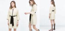Zara Beige Clothing for Women