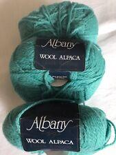 "Avocet ""Albany"" Wool Alpaca double knit yarn"