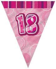 18th Fiesta Mercancías, rosa, azul, negro giltz 12 Artículos Disponible en uno