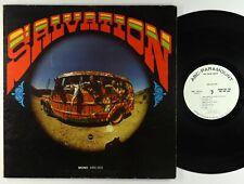 Salvation - S/T LP - ABC Mono PROMO