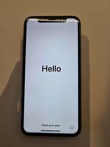 Apple iPhone X Unlocked Damaged