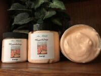 Whipped soap Energy scented Cream Bath Soap, Bath whip