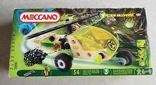 MECCANO ACTION TROOPERS  PLAY SYSTEM REF.3005 1998 VÉHICULE HÉLICOPTÈRE