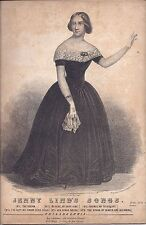 Jenny Lind's Songs. No. 2. My Home, My Happy Home. Ballad, G. A. Hodson, Opera
