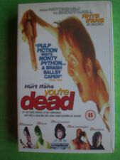 YOURE DEAD (RHYS IFANS)      ORIGINAL BIG BOX  -    RARE AND DELETED