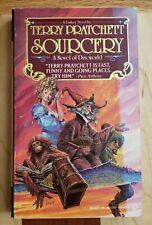 TERRY PRATCHETT SIGNED 1ST - Sourcery