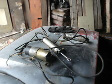 Jaguar XJS convertible top electric motor and hydraulic cylinders with hoses 78