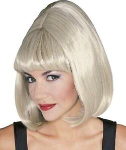 Starlet Wig 60s Hair Short Sexy Dress Up Halloween Costume Accessory 9 COLORS