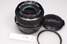 SMC PENTAX-M 50mm 1:1.4 PRIME LENS W/CAPS AND FILTER