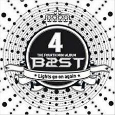 Lights Go On Again by Beast B2ST (Korea) (CD, Sep-2011) Deluxe Special Asian Ed