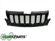 2011-2013 Jeep Grand Cherokee ALTITUDE Black Grille Chrome Mesh MOPAR OEM NEW!