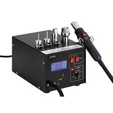 STAZIONE SALDANTE DIGITALE SMD AD ARIA CALDA Mod.939L, 320W, 150°C - 500°C