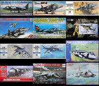 ESCI - Fujimi - Hasegawa 1/72 BAe/McDonnell Douglas AV-8 Harrier