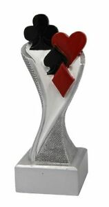 Poker/Skat-Pokal mit Wunschgravur (FG4091)