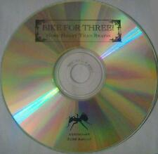 BIKE FOR THREE - MORE HEART THAN BRAINS - CD, 2009 - PROMO
