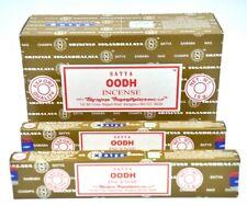 Indian BEST Satya Nag Champa OODH scent dhoop Incense Sticks Yoga Agarbatti 12Pk