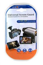 LCD Protector 3 Clear Screen Guard for Sony DSC-HX7V DSC-HX9V
