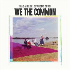 We the Common [Digipak] by Thao & the Get Down Stay Down (CD, 2013, Ribbon...