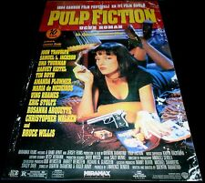 1994 Pulp Fiction ORIGINAL TURKISH POSTER Quentin Tarantino John Travolta