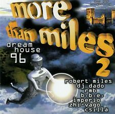 MORE THAN MILES 2 - DREAMHOUSE 96 / CD - TOP-ZUSTAND