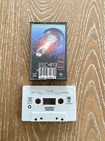 Journey Escape Cassette Tape 1981 Columbia Records