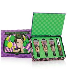 Benefit- PARTY TO THE PEEPERS! 3 EYESHADOW AND MASCARA KIT. LIMITED!!!